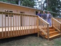 Gig Harbor Deck Installation Contractor