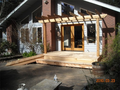 Gig Harbor Deck Replacement Photo Gallery Handyman Mike
